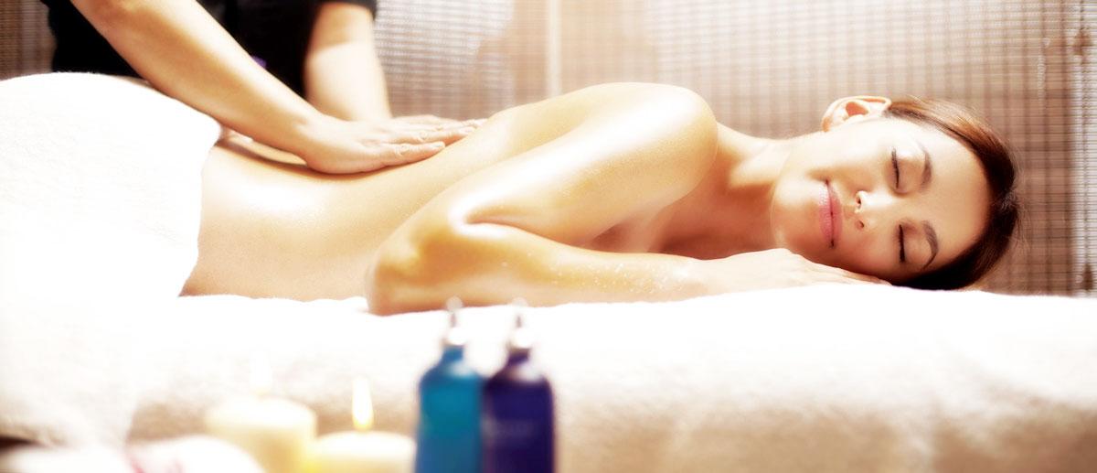 Detox Aromaröl Massage
