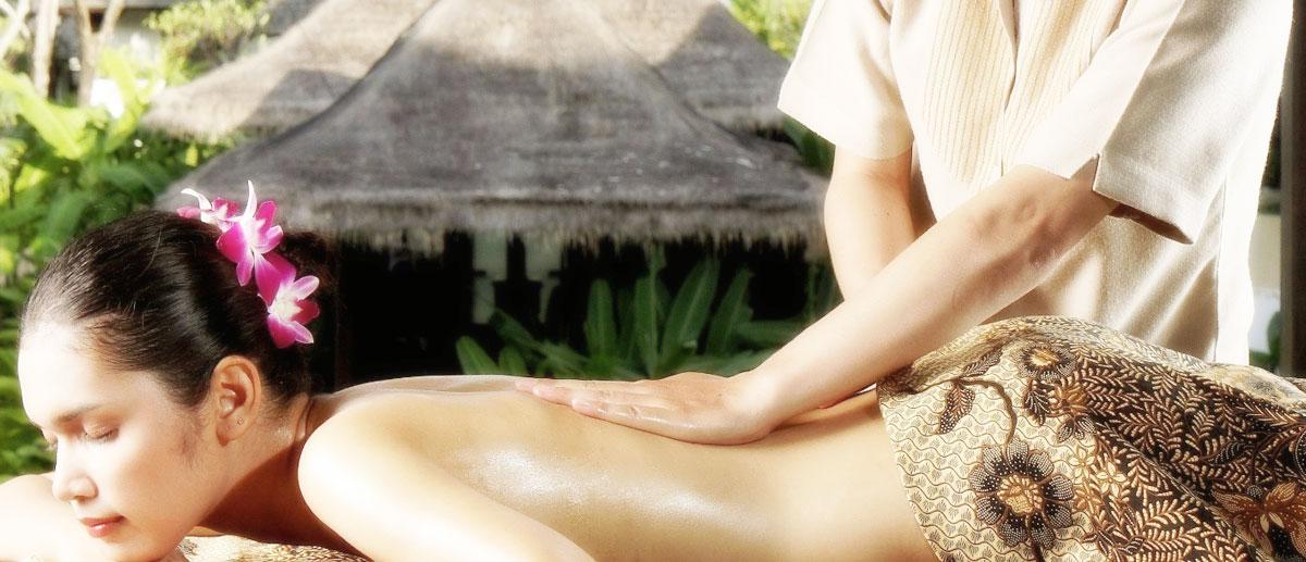 Thai-Öl Massage